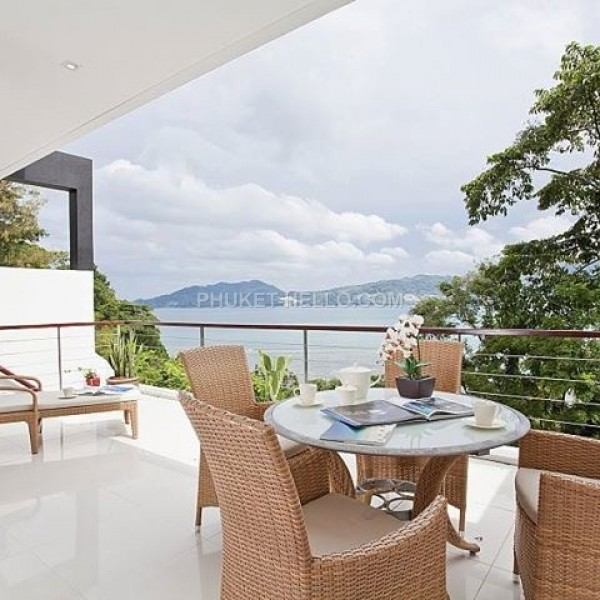 Villa Maya Patong 3 bedrooms and bay view