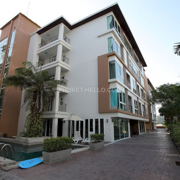 1 Bedroom Flat close to Patong Beach