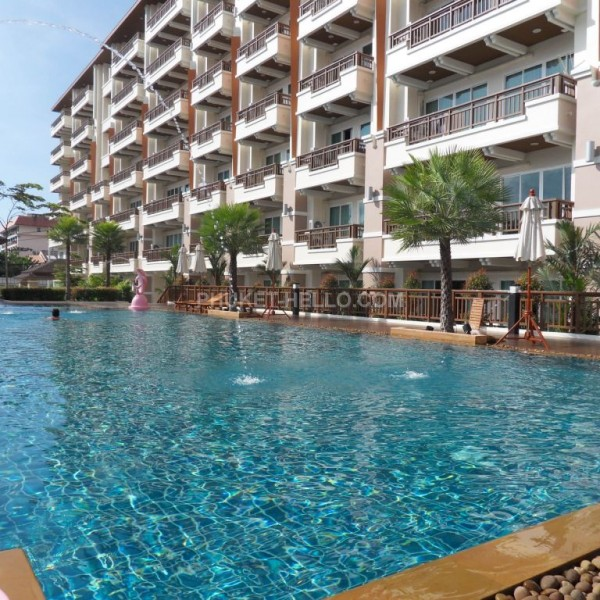 Apartments Patong Condo