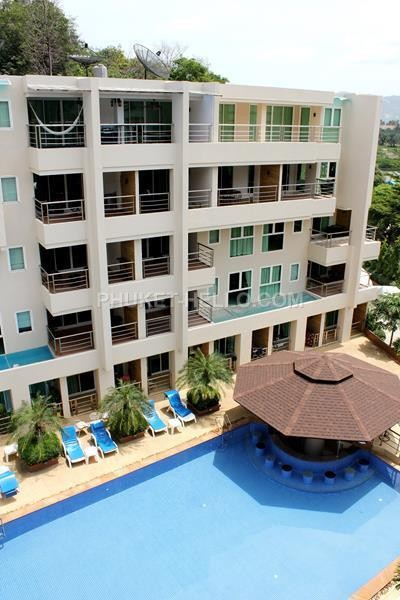 Apartments with 2 bedrooms in Patong