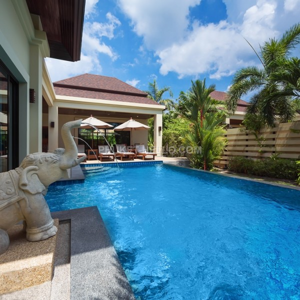 Villa Baan Bua 2 bedrooms