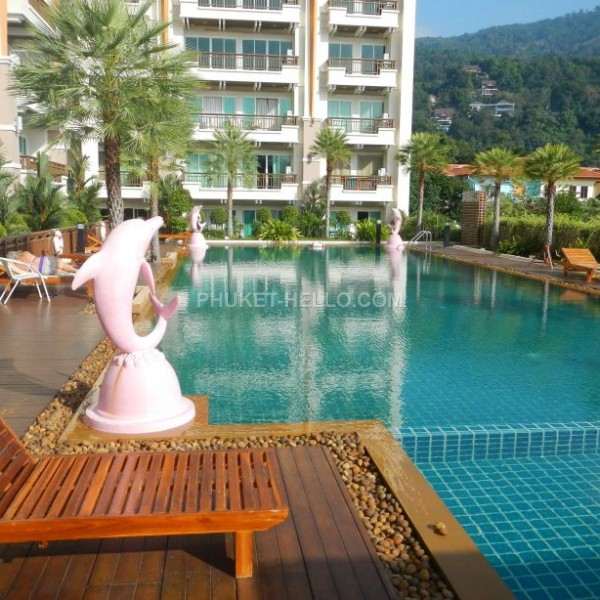1 Bedroom Apartment in complex on Patong