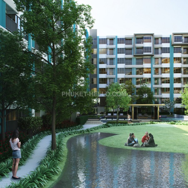 Centrio Kathu apartment 2 bedroom