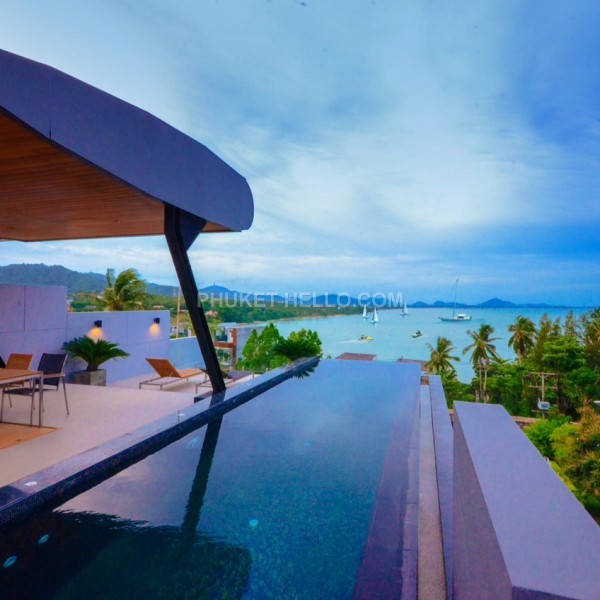 Aqua Villa Sea View 3 bedrooms Rawai