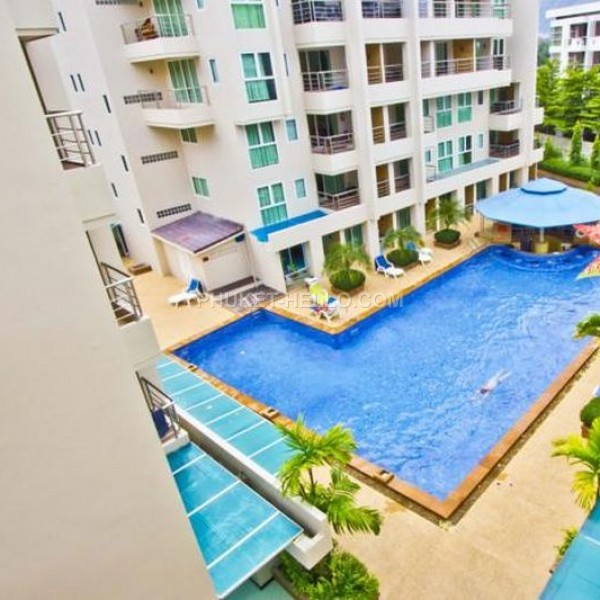 Apartments on Patong 1 bedroom