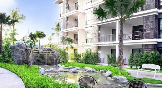 Apartments Pacpao with access to the pond 2 bedrooms