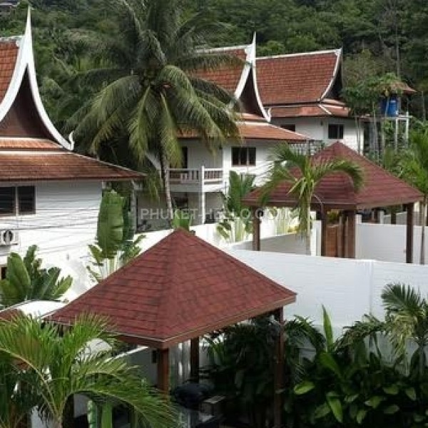Villa AP Twin in Kamala