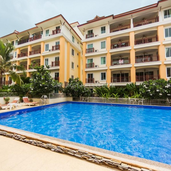 Palmy Apartment 1 bedroom Palm Breeze Resort
