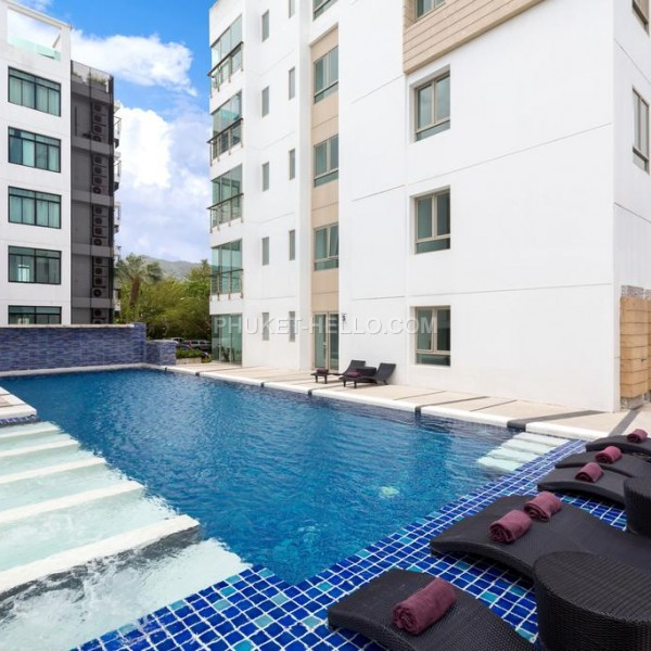 Apartment in Kamala Regent 2 bedrooms