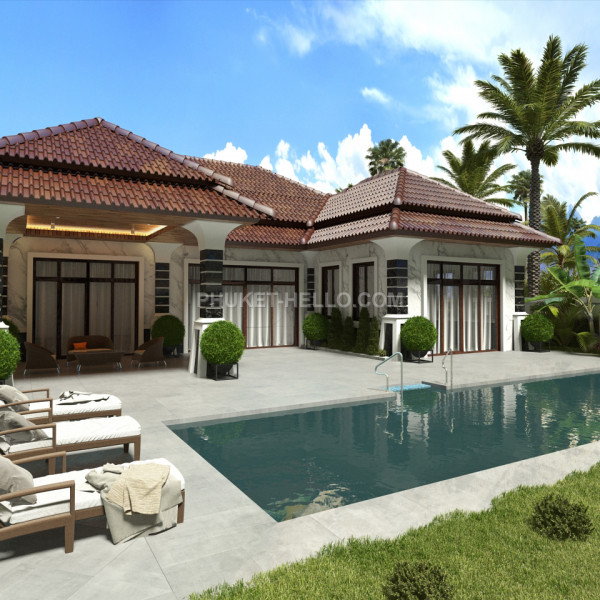 Laguna Lifestyle Custom Villa 4 bedrooms