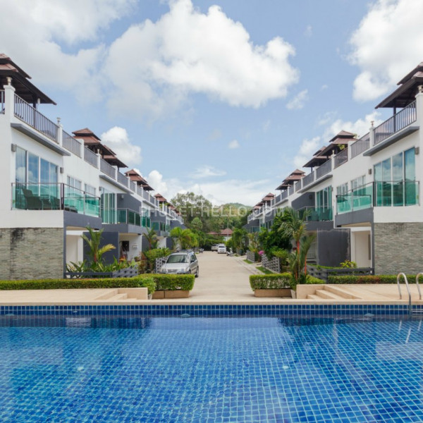 Townhouse Kamala Paradise 2 bedrooms