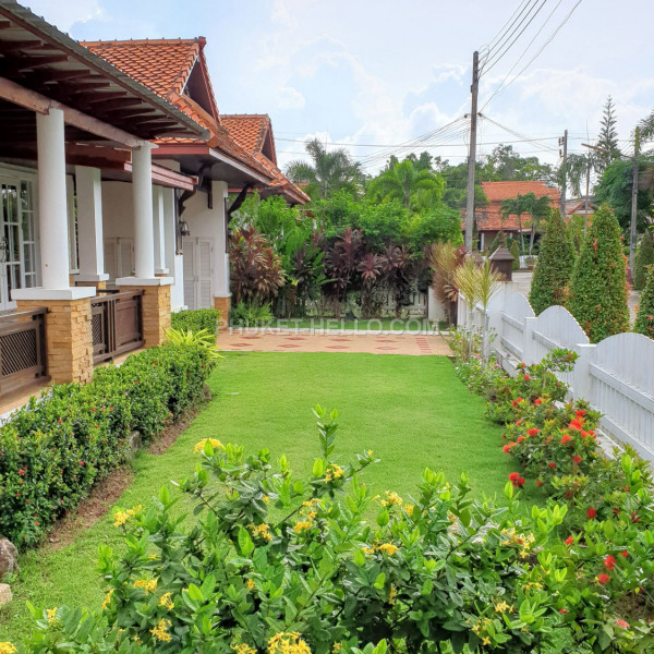 Villa Kamala Na Thong House 3 bedrooms