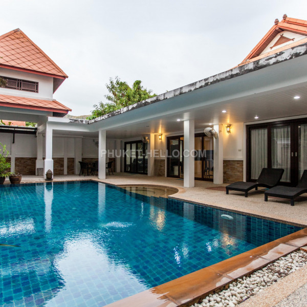 Villa in Kamala Na thong House 3 bedrooms