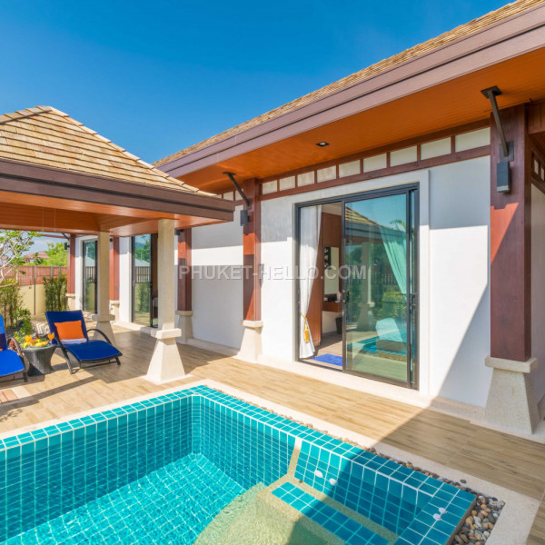 Rawai Dory Villas 2-3 bedrooms