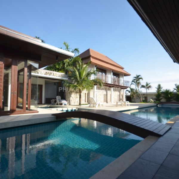 Villa Tropic 5 bedrooms