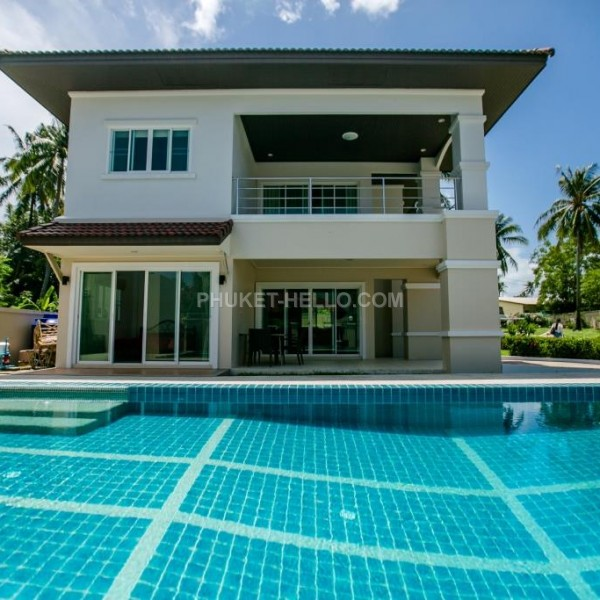 Villa Private 4 bedrooms