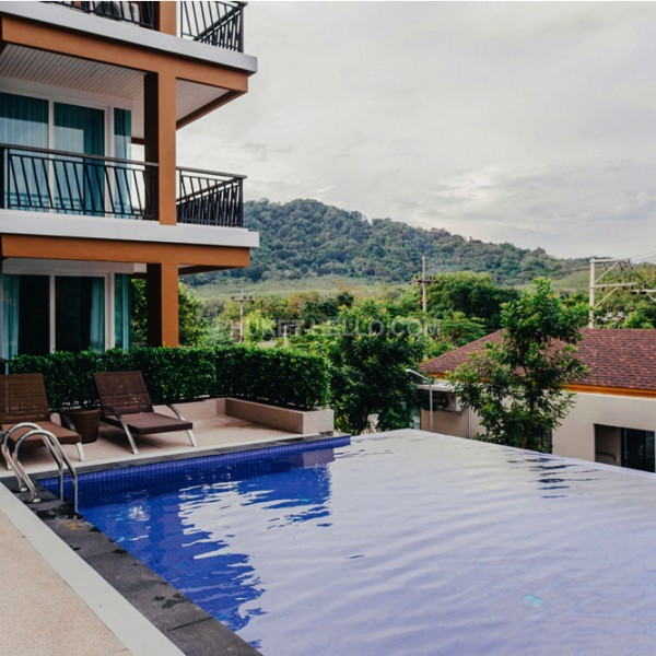 Apartments Simon 1 bedroom Nai Harn Beach