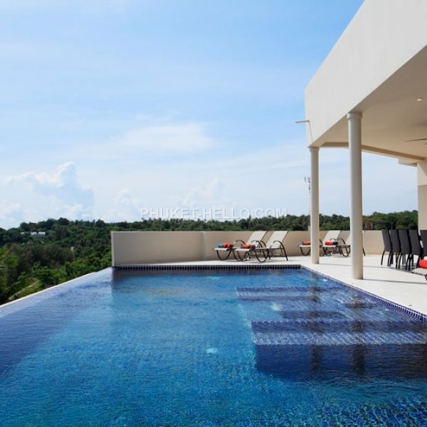 Villa Diamand 9 bedrooms, Nai Harn