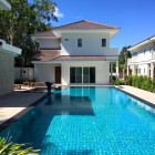 J House 2 bedrooms with common pool