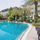 Beachfront apartment Annet Nai Thon Pearl 2 bedrooms