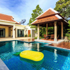 POOL VILLA BY THE LAKE 3 bedrooms