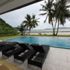 Beachfront Villa Pierre 4 bedrooms