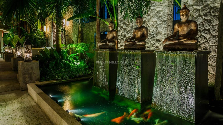 Bang Tao Garden Villa 5 bedrooms for rent in Bang Tao, Surin