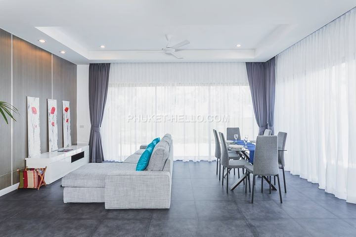 Malee Villas Rawai 2 bedrooms for sale in Rawai