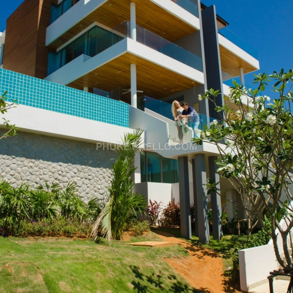 Rawai Grand Through Villa 6 bedrooms