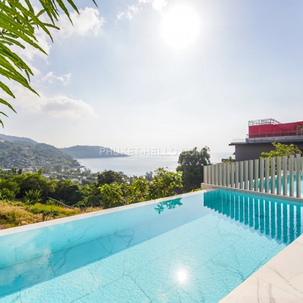 Villa Sea Breeze in Kata 3-5 bedrooms