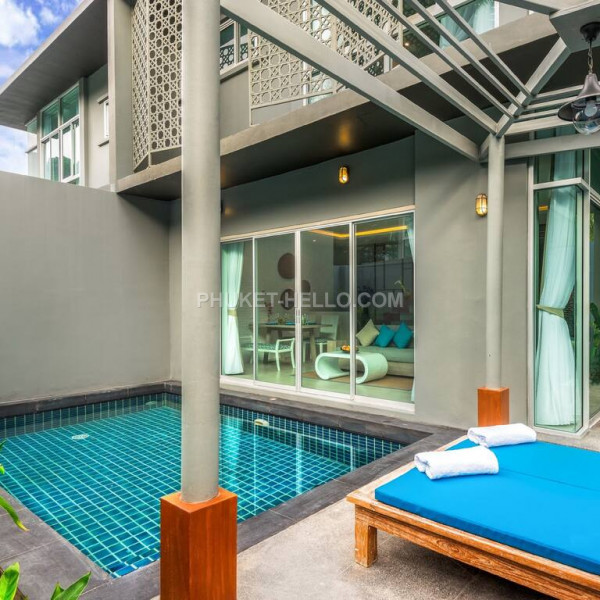 Sonata Pool Villa Chalong