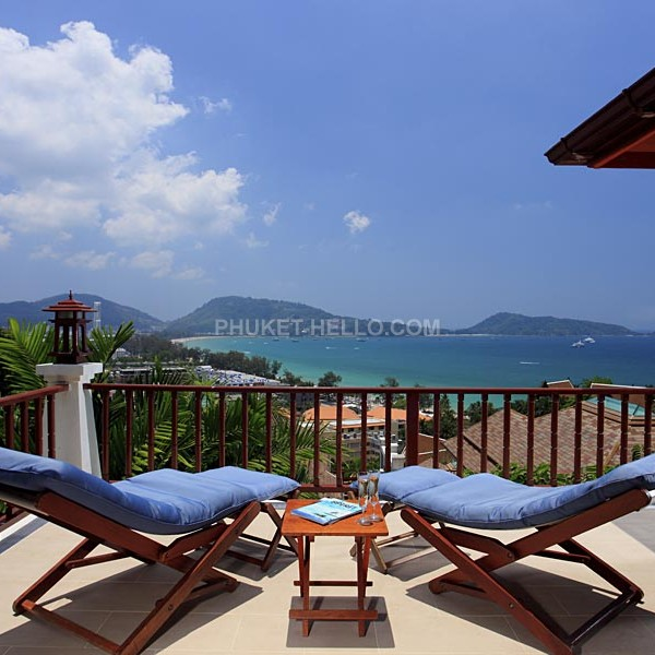 Villa Luxe with sea view
