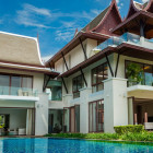 Villa in Royal Phuket Marina with a private dock 5 bedrooms